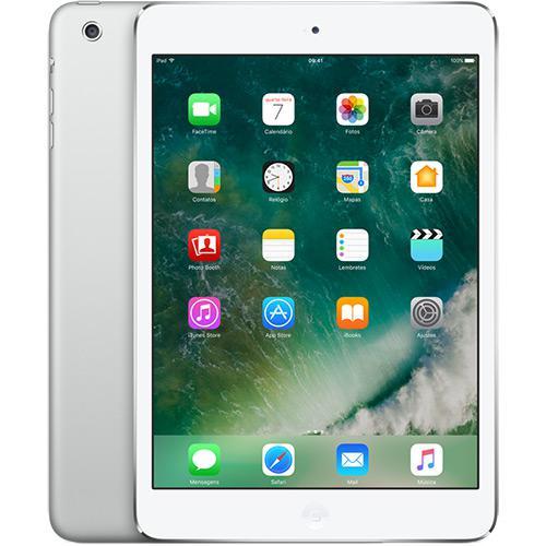"iPad Mini 7.9"" 3a geração Space Gray 128GB MH3F2LL/A Seminovo"