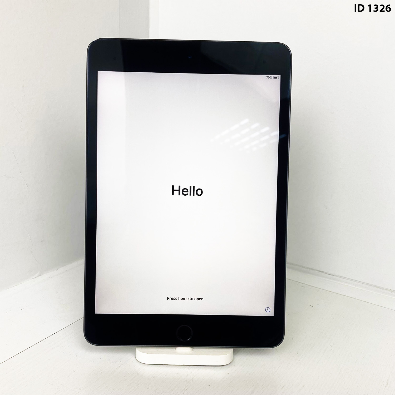 "iPad Mini 7.9"" 5a geração Space Gray 64GB MUQX2LL/A Seminovo"