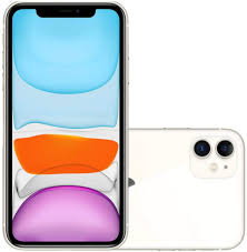 iPhone 11 64GB Branco MWLU2B/A NOVO