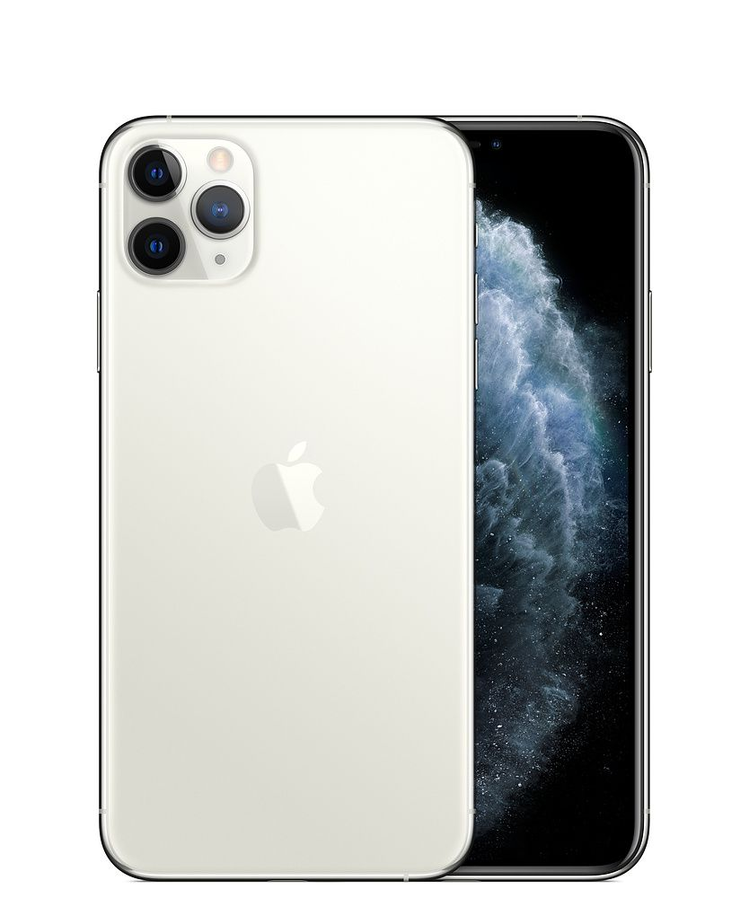 iPhone 11 Pro Max 128GB Preto MWHG2B/A Seminovo