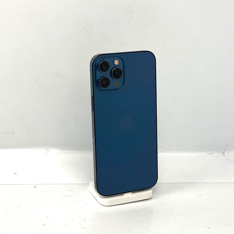 iPhone 12 Pro Max 256GB Azul MGDA3B/A Seminovo