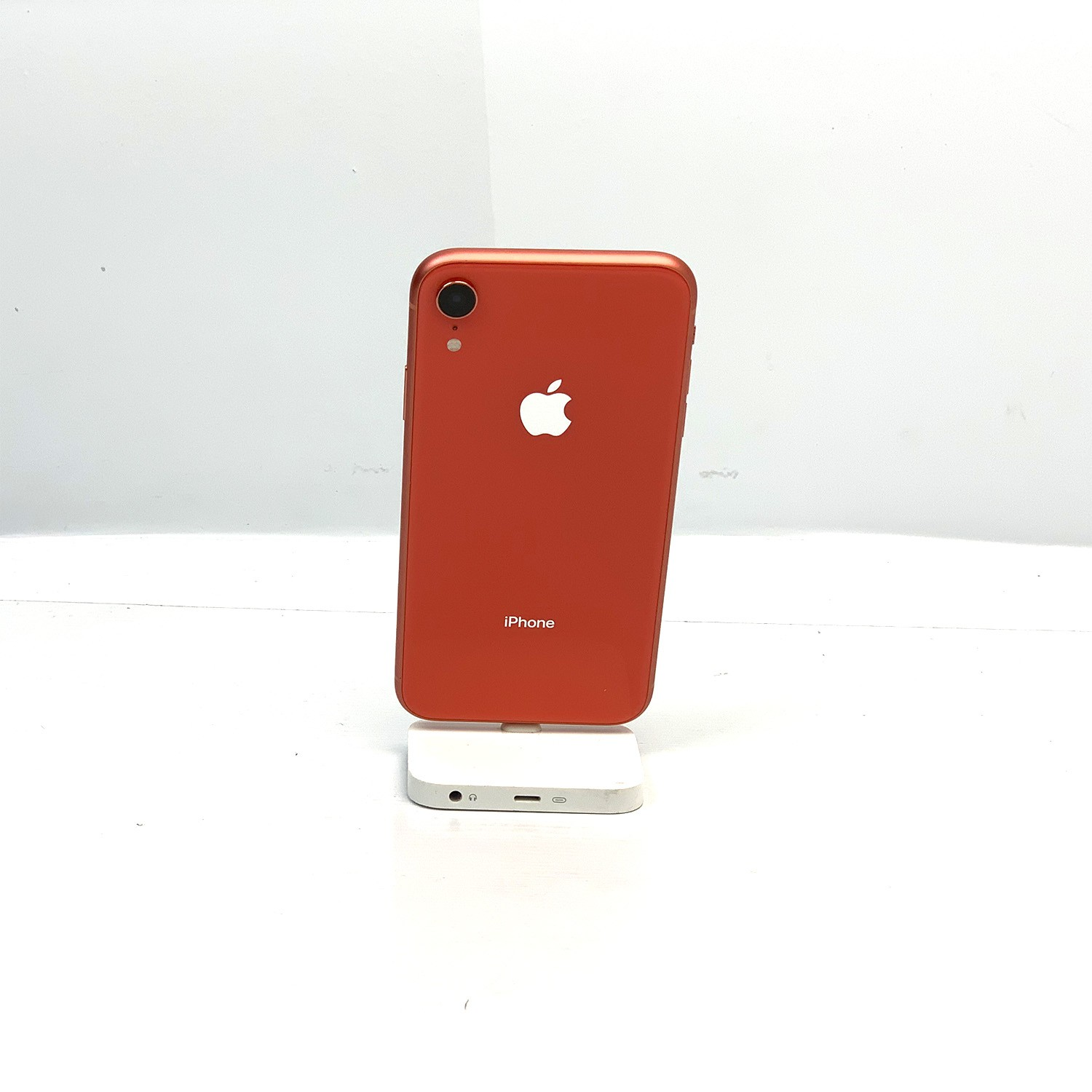 iPhone XR 256GB Coral MRY52B/A Seminovo