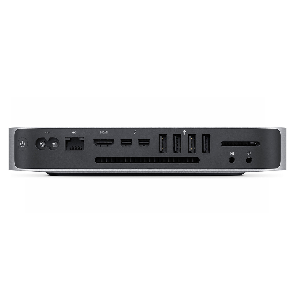 Mac Mini i7 2.7Ghz 8GB 512GB SSD BCO/CTO Recertificado