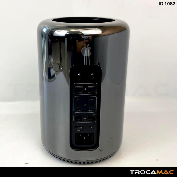 Mac Pro 6.1 Intel Xeon 6-core 3,5Ghz 32gb 1TB Ssd MD878LL/A Seminovo