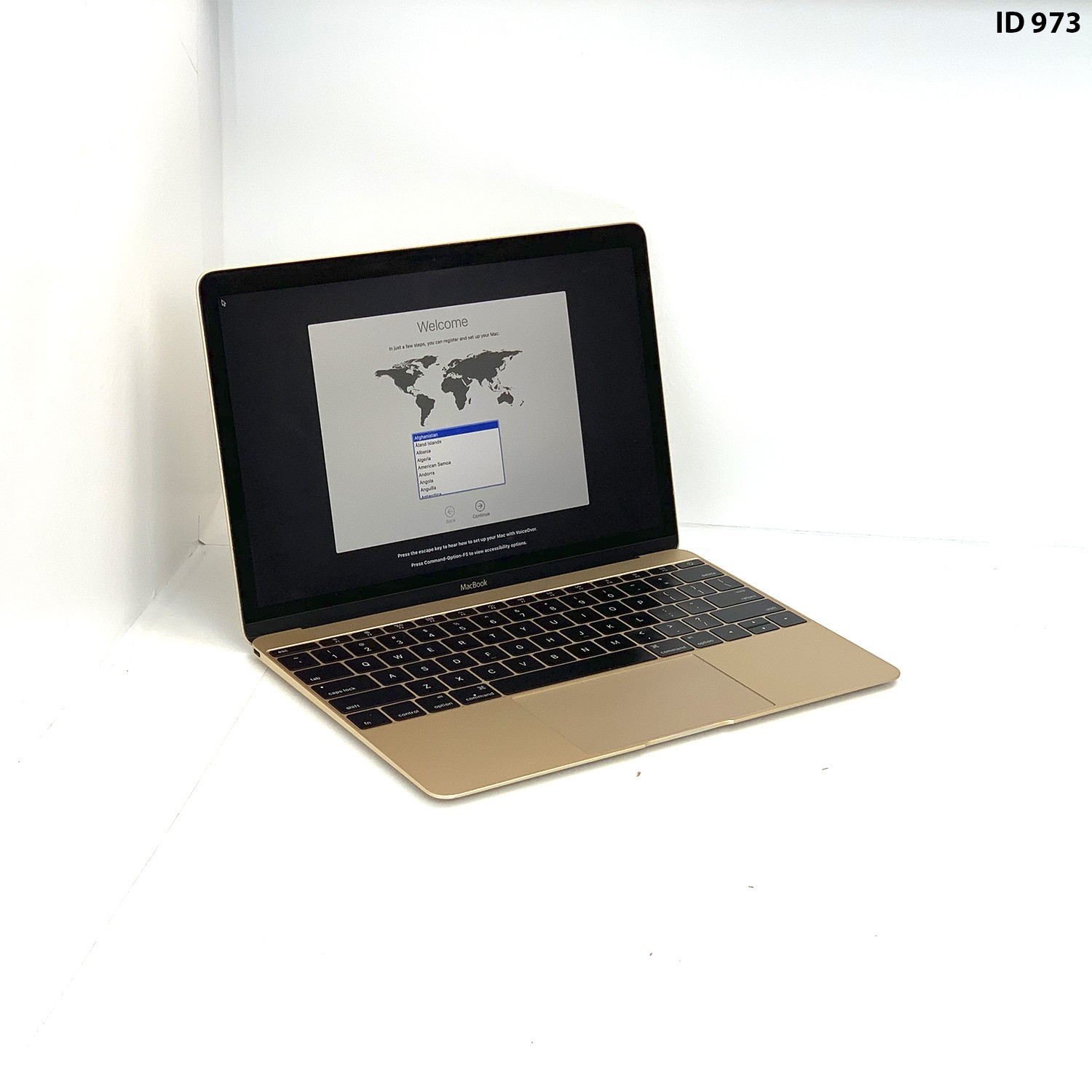 Macbook 12 Gold M 1.1Ghz 8GB 256GB SSD MF855LL/A Seminovo