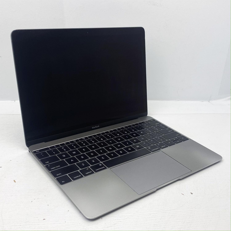 Macbook 12 Space Gray M 1.2Ghz 8GB 512GB SSD MF865LL/A Seminovo