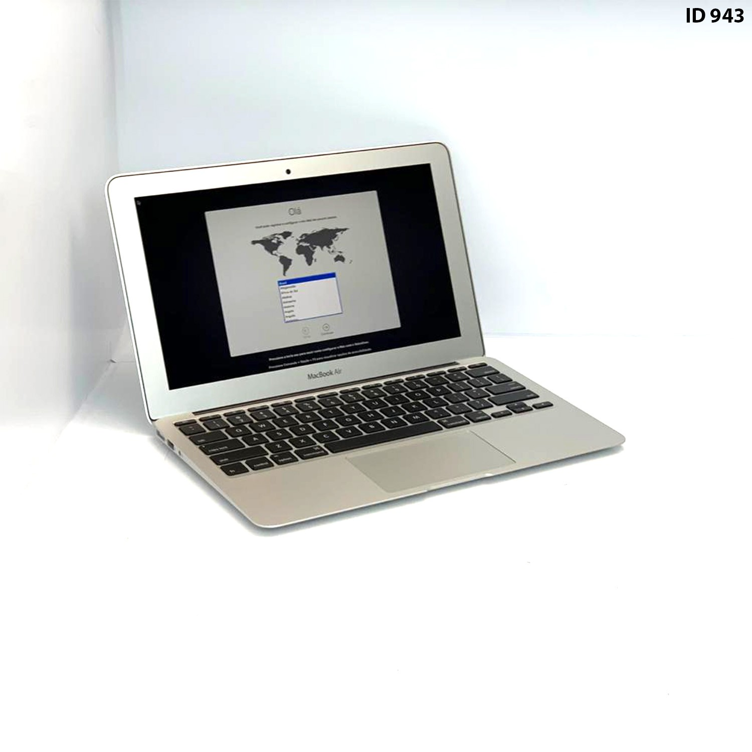 Macbook Air 11 i5 1.4Ghz 4GB 256GB SSD MD711LL/B Seminovo