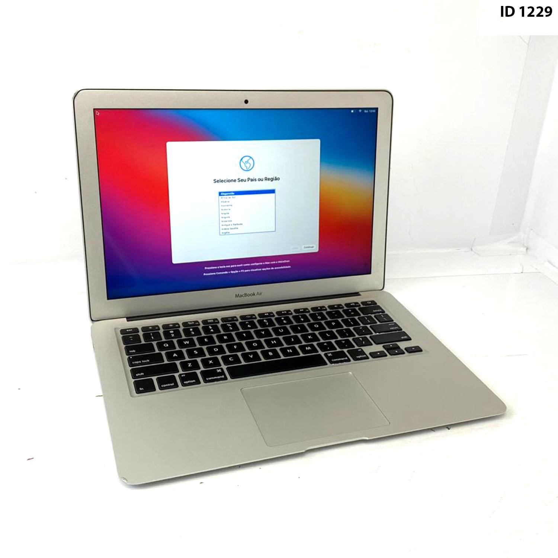 Macbook Air 13 i5 1.4Ghz 4GB 128GB SSD MD760LL/A Seminovo