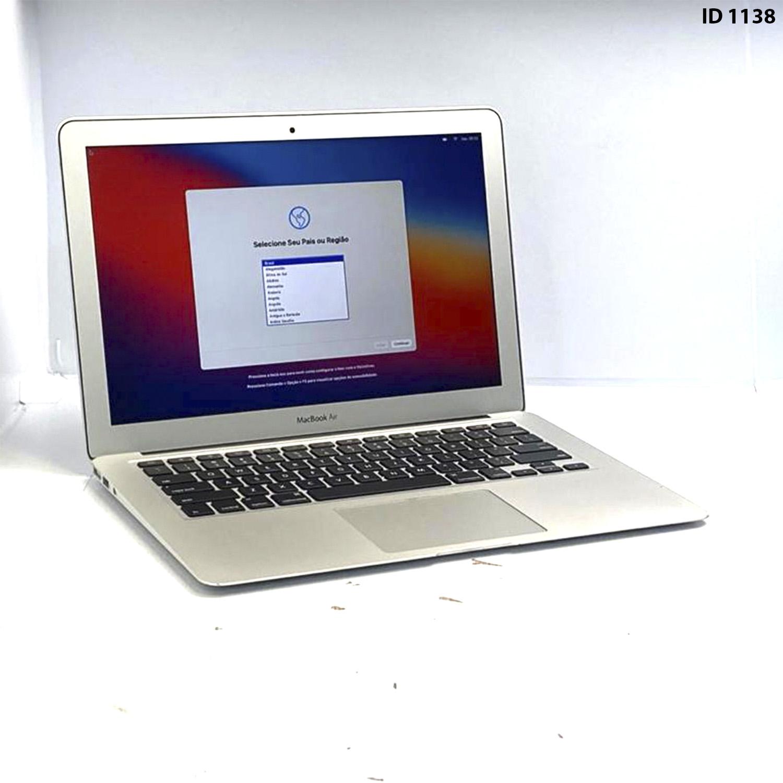 Macbook Air 13 i5 1.6Ghz 8GB 512GB SSD MJVE2LL/A Seminovo