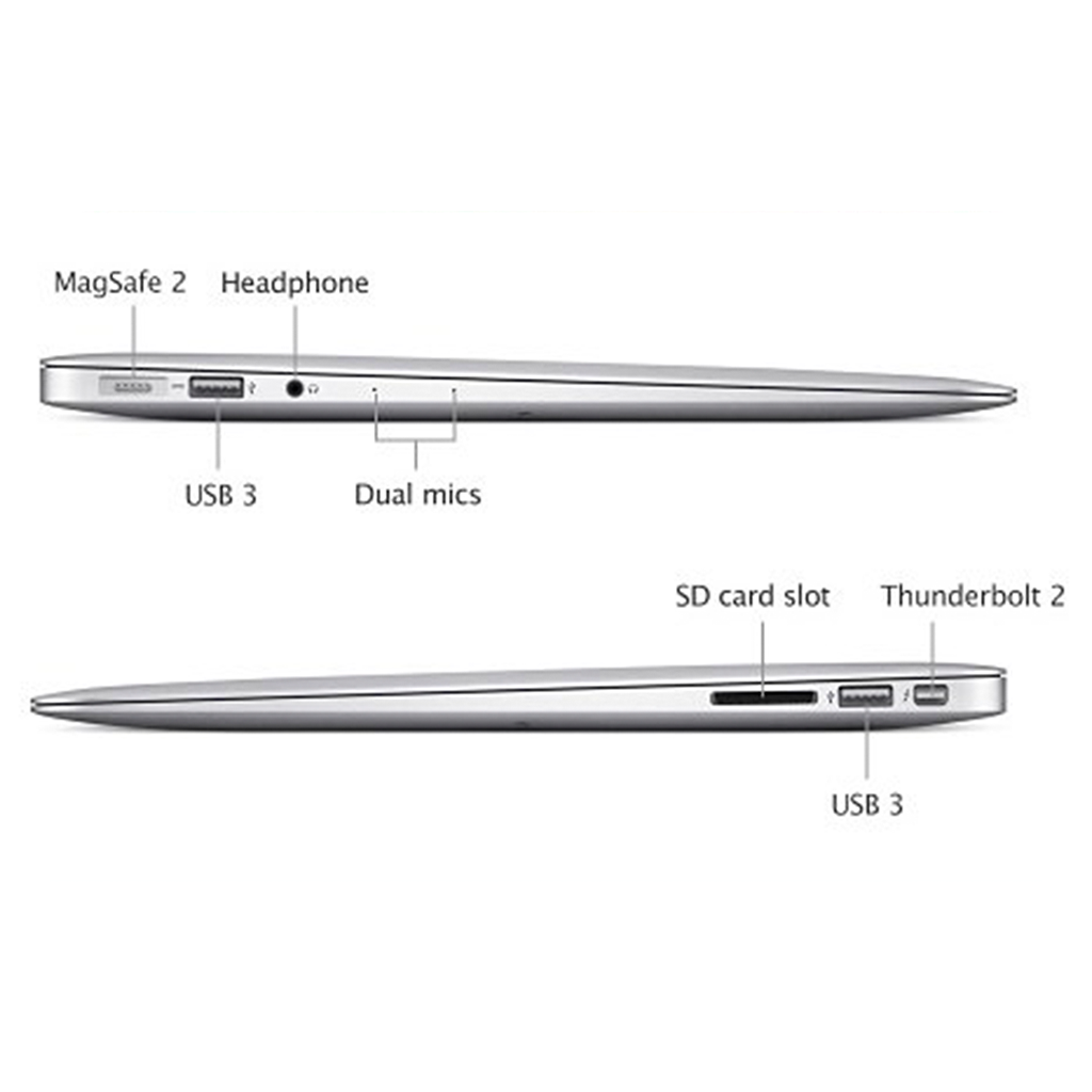 Macbook Air 13 i5 1.8Ghz 8GB 512gb SSD MQD32LL/A Recertificado