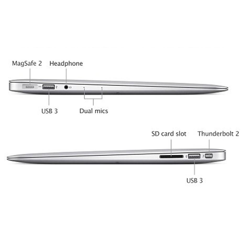 Macbook Air 13 i7 1.8Ghz 4GB 256GB SSD MD226LL/A Seminovo