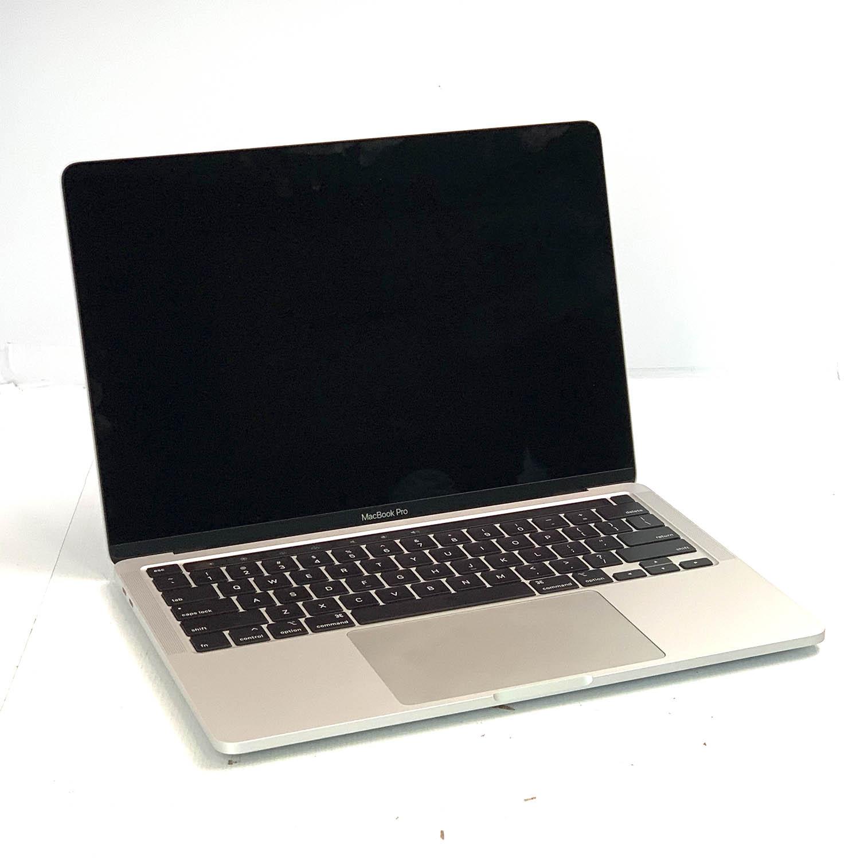 Macbook Pro 13 Touch Bar Silver i5 1.4Ghz 8GB 512GB SSD MXK62LL/A Seminovo