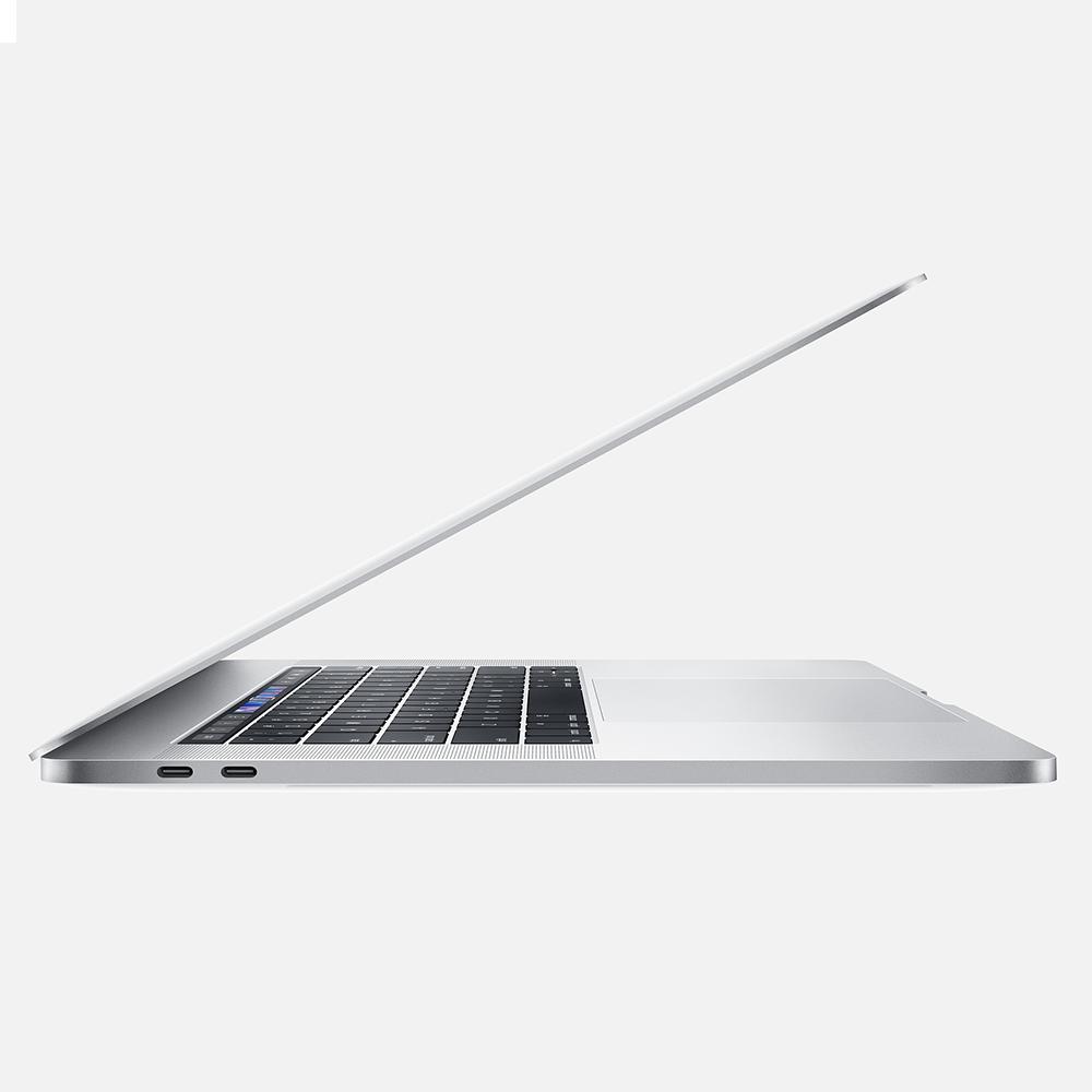 Macbook Pro 15 Silver i7 2.6Ghz 16GB 256GB SSD MLH32LL/A Seminovo