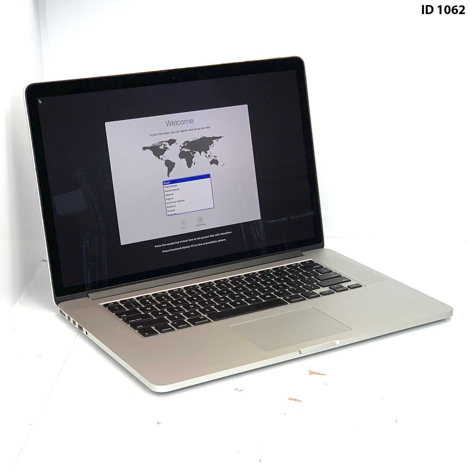 Macbook Pro Retina 15 i7 2.0Ghz 8GB 1TB SSD ME293LL/A Seminovo