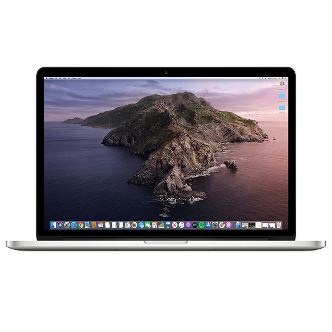 Macbook Pro Retina 15 i7 2.4Ghz 8GB 256GB SSD ME664LL/A Seminovo