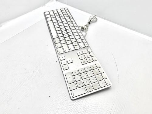 Teclado Apple Usb Com Extensão Numérica Original (Recondicionado)