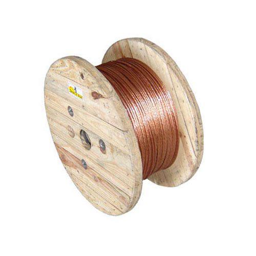 Cabo de cobre nu 35mm 7 fios NBR preço por metro