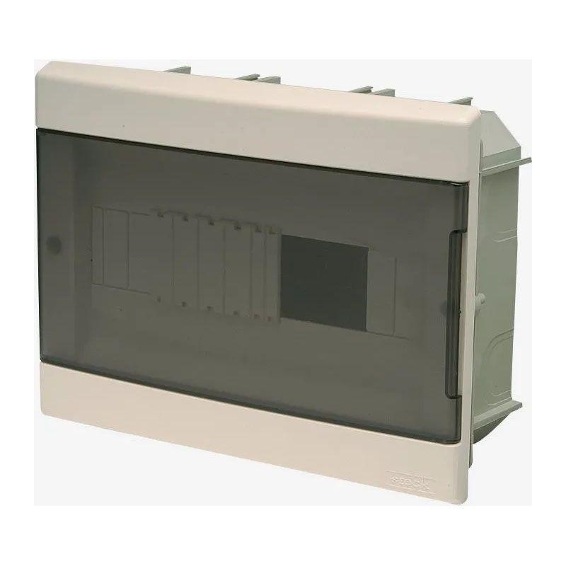 Centro embutir 12 DIM Ouro Box porta fume SCM12TBR