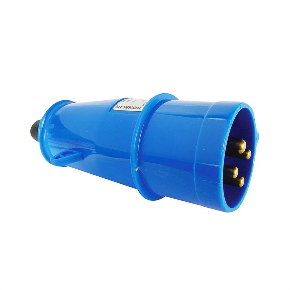 Plug Macho 3P+T 63A N4579 AZ