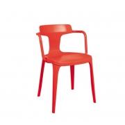 Cadeira Sara Vermelho Flame Mor - Original