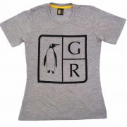 Camisa Logo Comfort GR – Modelo Feminino