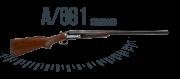 Espingarda A/681 Standard Boito