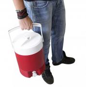 Galão Jarra Cooler Igloo Legend 2 Gallon 7.6 Litros