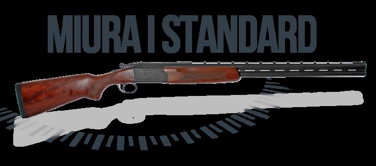 Espingarda Miura I Standard Boito