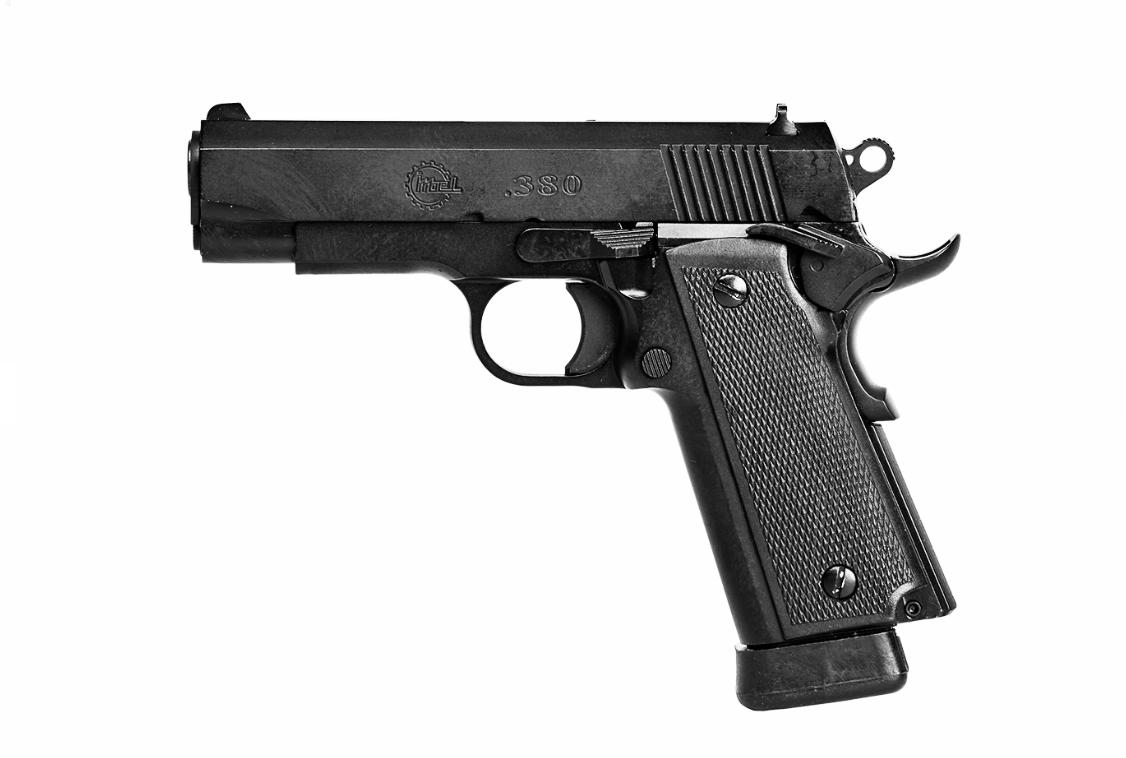 Pistola .380 GC MD1 - Com Kit ADC
