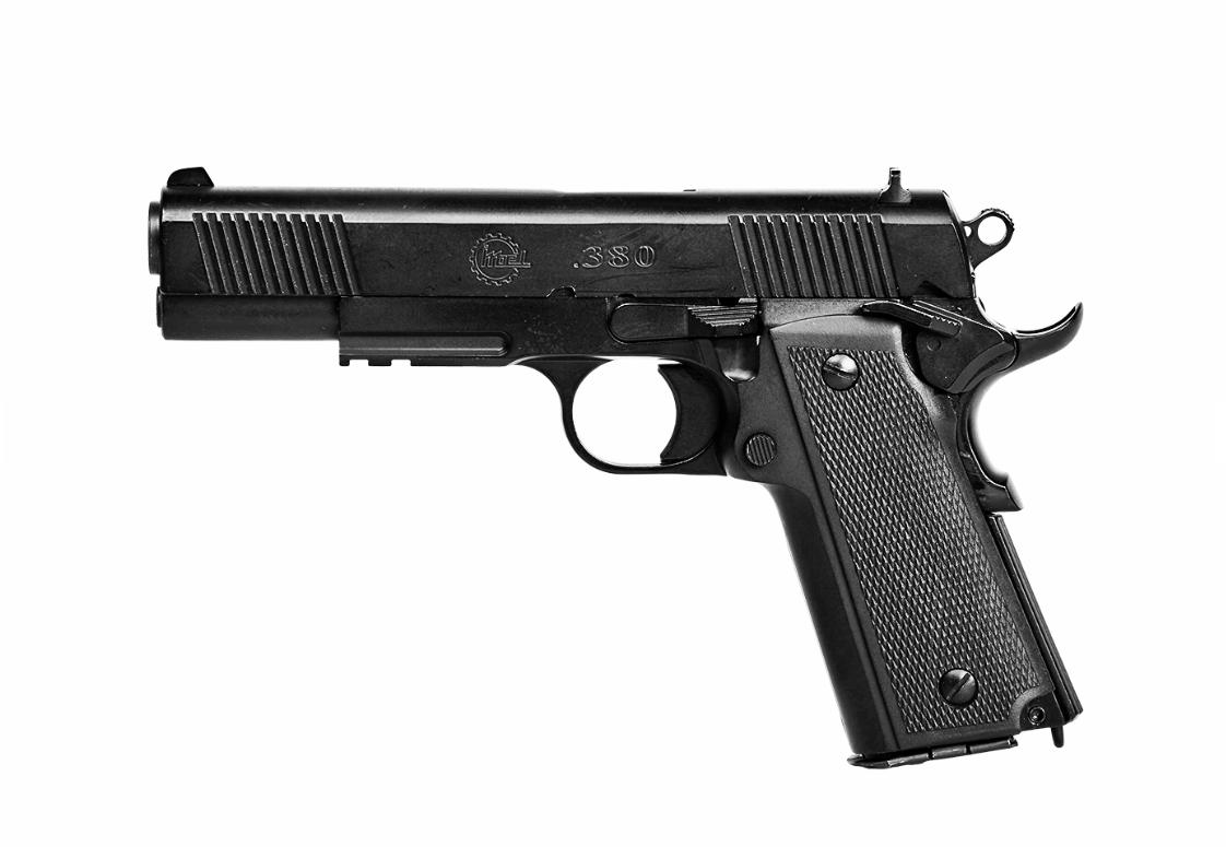 Pistola .380 GC MD2 LX - Com Kit ADC