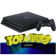 Ps4 Pro Playstation 4 Pro 1tb Em Bh No Maleta Com Garantia