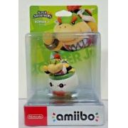 Amiibo Super Smash Bros Bowser Jr novo