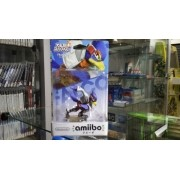 Amiibo Super Smash Bros Falco Star Fox novo
