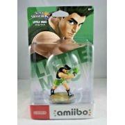 Amiibo Super Smash Bros Little Mac novo