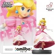 Amiibo Super Smash Bros Peach novo
