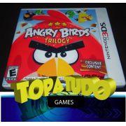 Angry Birds Trilogy Nintendo 3ds Seminovo Loja Bh
