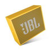 Caixa de Som JBL GO Original Amarelo