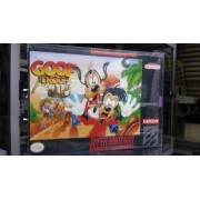 Cartucho Super Nintendo Goof Troop