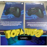 Controle Hori Fighting Commander Ps4 Ps3 Pc Raspberry Recal Anúncio com variação