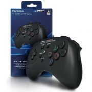 Controle Hori Fighting Commander Ps4 Ps3 Pc Raspberry Recal