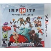 Disney Infinity Toy Box Challenge Nintendo 3ds Seminovo Loja