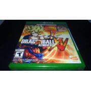 Dragon Ball Xenoverse Xv Novo Lacrado Xbox One Mídia Física