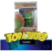 Funko Pop Blanka Street Fighter Bonecos Miniaturas Bh Loja
