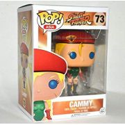 Funko Pop Cammy Street Fighter Bonecos Miniaturas Bh Loja