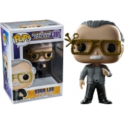 Funko Pop Guardians of the Galaxy Stan Lee Ediçao Especial