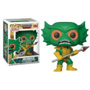 Funko Pop He-man Merman Aquatico 564 Bonecos Miniaturas
