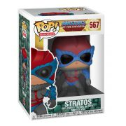 Funko Pop He-man Stratos 567 Bonecos Miniaturas