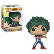 Funko Pop My Hero Academia Deku training novo