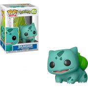 Funko Pop Pokemon Bulbasaur novo