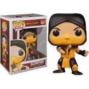Funko Pop Scorpion Mortal Kombat
